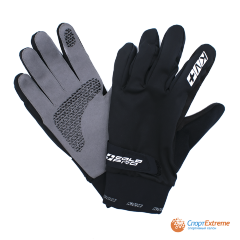 Перчатки KV+ COLD PRO cross country gloves black 21G05.10